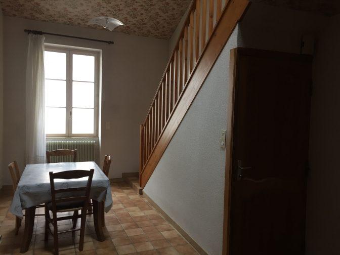 Appartement en duplex à louer à Cluny - 430 €/mois CC