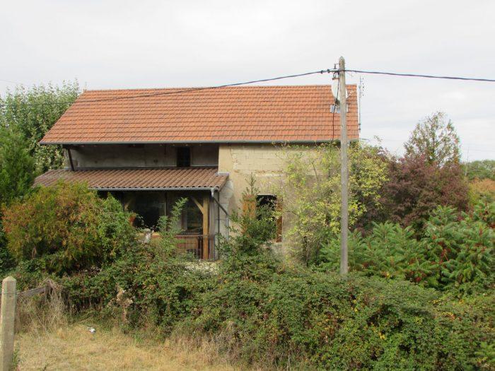 Maison ancienne Bissy-la-Mâconnaise 105 m² - 64 800 €