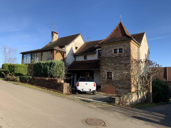 Maison ancienne Chapaize 140 m² - 115 000 €