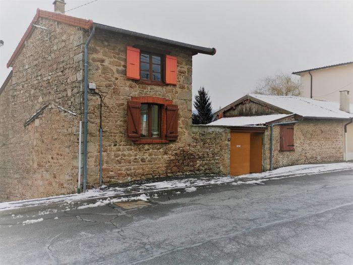 Maison de village à Deux-Grosnes - 48m² - 65 000 €