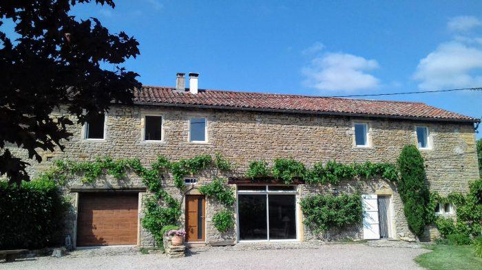 Maison ancienne La-Vineuse-sur-Fregande 210 m² - 369 000 €