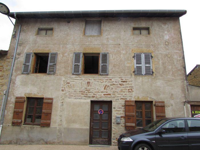 Maison ancienne Mazillé 115 m²