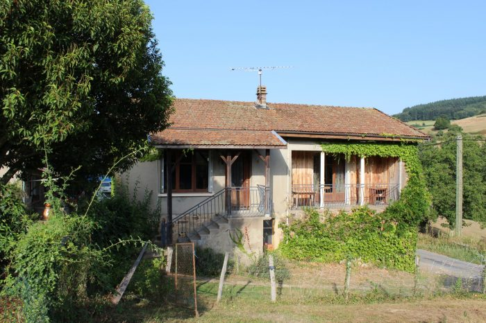 Maison ancienne Saint-Bonnet-des-Bruyères 80 m²