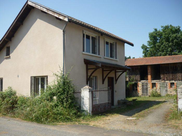 Ferme Monsols 90 m² - 72 000 €