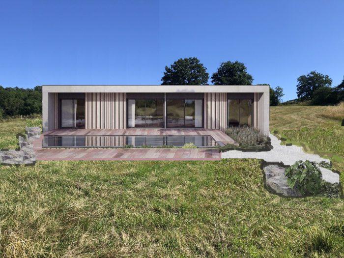 Terrain à bâtir à vendre à La Chapelle-du-Mont-de-France