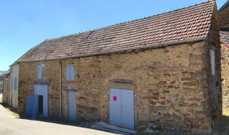 Ensemble immobilier en pierre idéal pour gîte à vendre à Saint-André-le-Désert