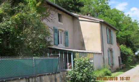 Maison ancienne Cluny 80 m² - 55 000 €