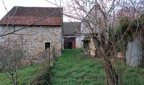 Maison ancienne Curtil-sous-Buffières 110 m² - 185 000 €