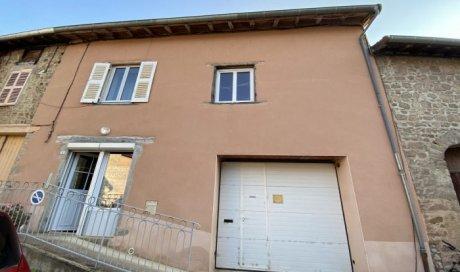 Maison ancienne à Matour - 100m² - 107 000€