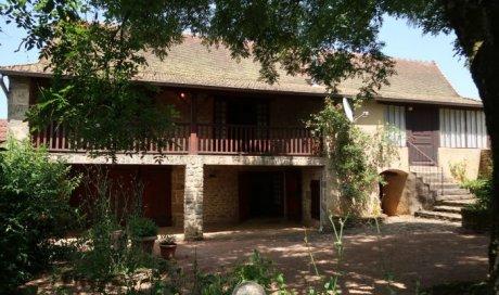 Maison ancienne Saint-André-le-Désert 94 m² - 95 000 €