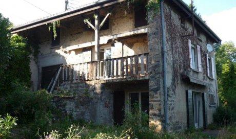Maison ancienne Saint-Christophe 150 m² - 135 000 €