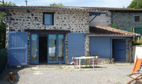 Maison ancienne Saint-Didier-sur-Beaujeu 70 m² - 110 000 €