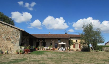 Maison ancienne Saint-Léger-sous-la-Bussière 143 m² - 196 000 €