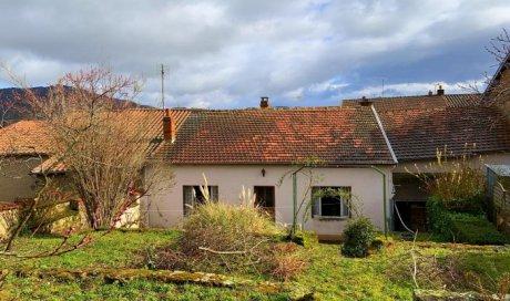 Maison ancienne - TRAMAYES - 125 m² - 85 000 €