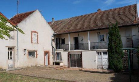 Maison ancienne Vérosvres 170 m² - 185 000 €
