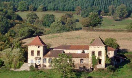 Agence immobilière Cluny propose Château Germolles-sur-Grosne 170 m² - 252 000 €