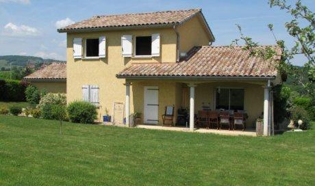 Maison contemporaine Sainte-Cécile 130 m²