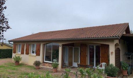 Maison individuelle Salornay-sur-Guye 90 m² - 195 000 €