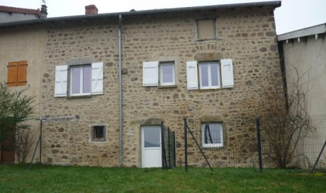 Maison mitoyenne 1 côté Saint-Jacques-des-Arrêts 68 m² - 99 900 €