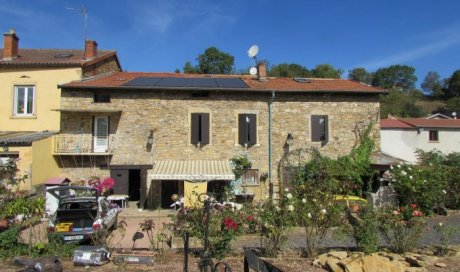 Maison mitoyenne 2 côtés Cluny 140 m² - 180 000 €