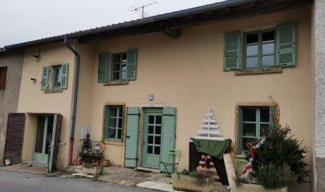 Maison mitoyenne à Saint-Étienne-la-Varenne - 120m² - 210 000€